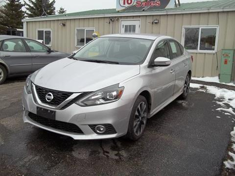 2016 Nissan Sentra for sale in Ixonia, WI