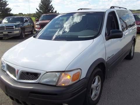 2005 Pontiac Montana for sale in Ixonia, WI