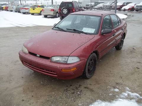 1997 GEO Prizm for sale in Ixonia, WI