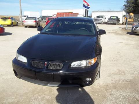 2003 Pontiac Grand Prix for sale in Ixonia, WI