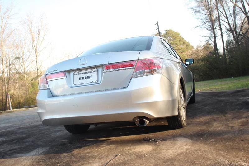 2012 Honda Accord LX 4dr Sedan 5A - Greenville GA