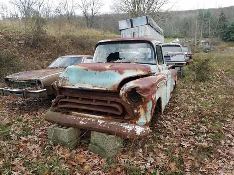 1960 Chevrolet 3100