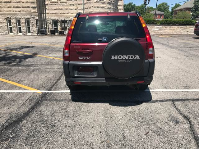 2003 Honda CR-V for sale at BOOST AUTO SALES in Saint Charles MO