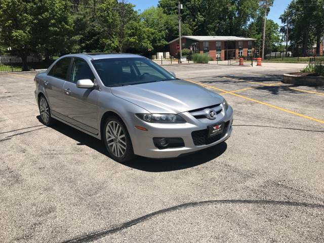 2006 Mazda MAZDASPEED6 for sale at BOOST AUTO SALES in Saint Charles MO