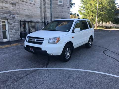 2008 Honda Pilot for sale at BOOST AUTO SALES in Saint Charles MO