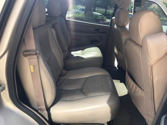 2005 Chevrolet Tahoe for sale at BOOST AUTO SALES in Saint Charles MO