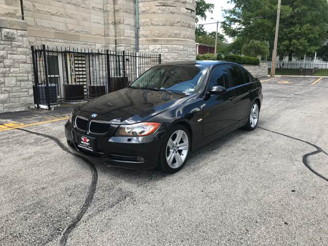 2008 BMW 3 Series for sale at BOOST AUTO SALES in Saint Charles MO