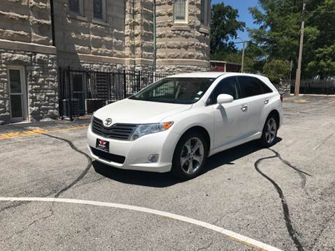 2009 Toyota Venza for sale at BOOST AUTO SALES in Saint Charles MO