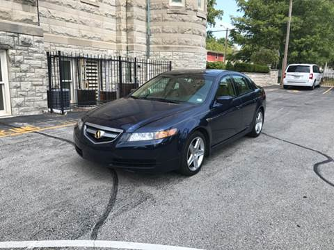 2004 Acura TL for sale at BOOST AUTO SALES in Saint Charles MO