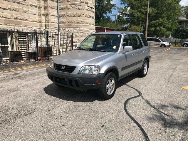 2001 Honda CR-V for sale at BOOST AUTO SALES in Saint Charles MO