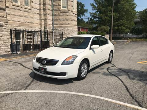 2009 Nissan Altima for sale at BOOST AUTO SALES in Saint Charles MO
