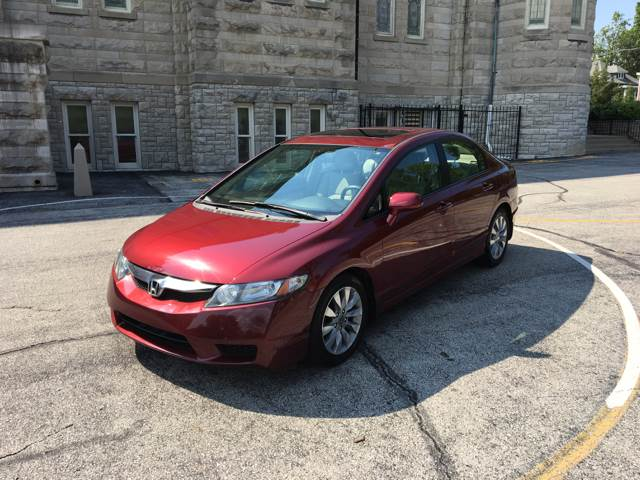 2009 Honda Civic for sale at BOOST AUTO SALES in Saint Charles MO