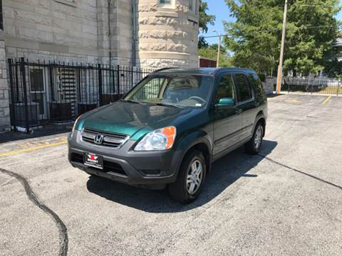 2004 Honda CR-V for sale at BOOST AUTO SALES in Saint Charles MO