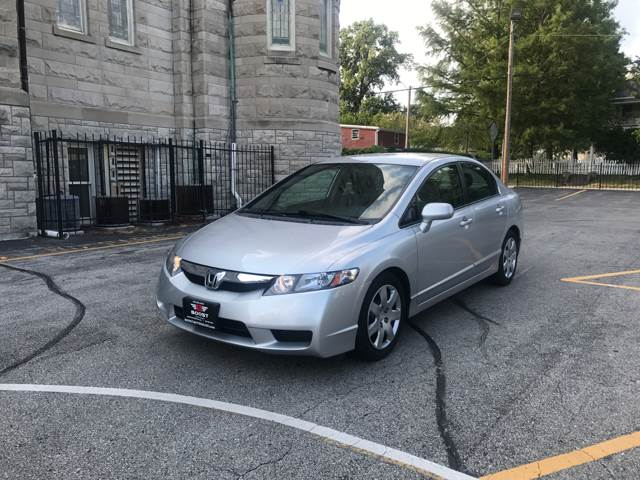 2011 Honda Civic for sale at BOOST AUTO SALES in Saint Charles MO
