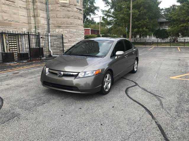 2006 Honda Civic for sale at BOOST AUTO SALES in Saint Charles MO