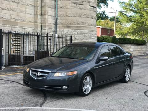 2007 Acura TL for sale at BOOST AUTO SALES in Saint Charles MO