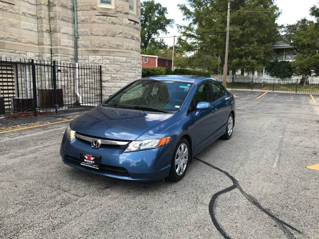 2007 Honda Civic for sale at BOOST AUTO SALES in Saint Charles MO