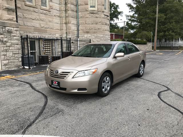 2009 Toyota Camry for sale at BOOST AUTO SALES in Saint Charles MO