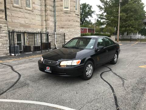2001 Toyota Camry for sale at BOOST AUTO SALES in Saint Charles MO