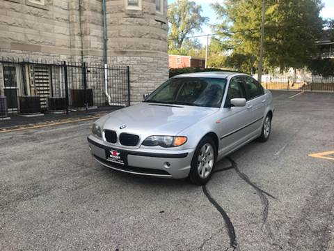 2002 BMW 3 Series for sale at BOOST AUTO SALES in Saint Charles MO
