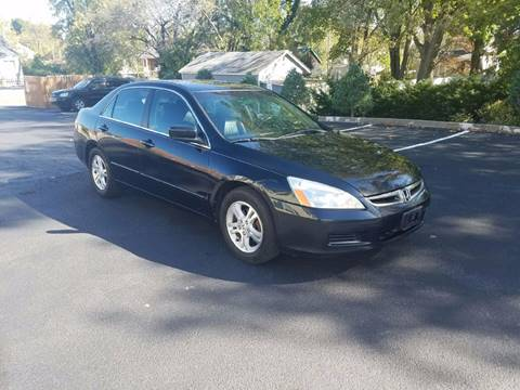 2007 Honda Accord for sale at BOOST AUTO SALES in Saint Charles MO