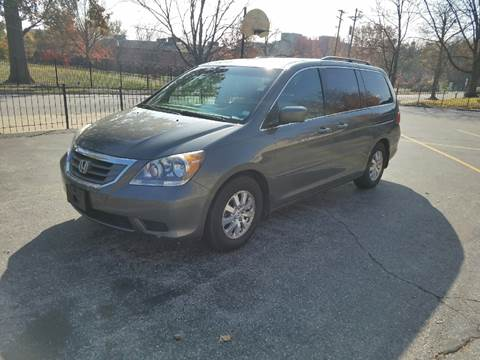 2008 Honda Odyssey for sale at BOOST AUTO SALES in Saint Charles MO