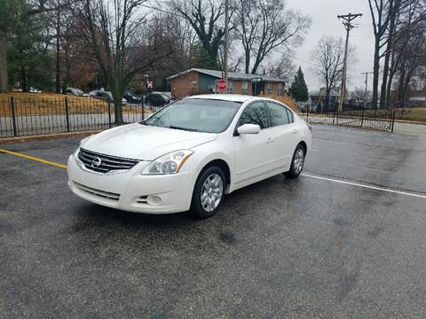 2010 Nissan Altima for sale at BOOST AUTO SALES in Saint Charles MO