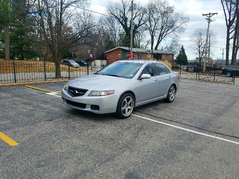 2004 Acura TSX for sale at BOOST AUTO SALES in Saint Charles MO