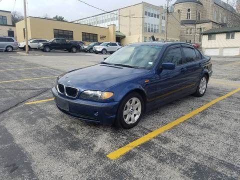 2005 BMW 3 Series for sale at BOOST AUTO SALES in Saint Charles MO