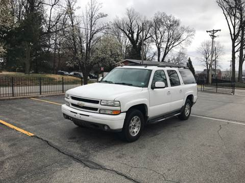 2004 Chevrolet Suburban for sale at BOOST AUTO SALES in Saint Charles MO