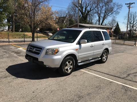 2006 Honda Pilot for sale at BOOST AUTO SALES in Saint Charles MO