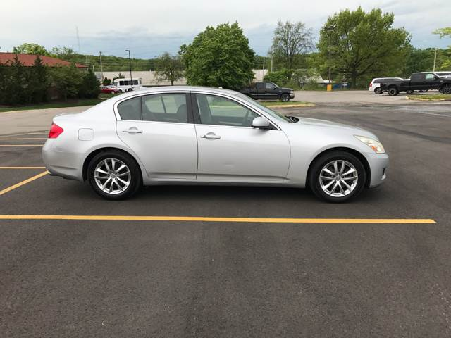 2008 Infiniti G35 for sale at BOOST AUTO SALES in Saint Charles MO