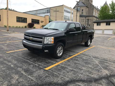 2008 Chevrolet Silverado 1500 for sale at BOOST AUTO SALES in Saint Charles MO
