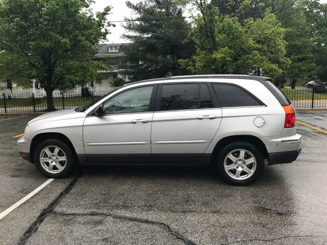 2006 Chrysler Pacifica for sale at BOOST AUTO SALES in Saint Charles MO