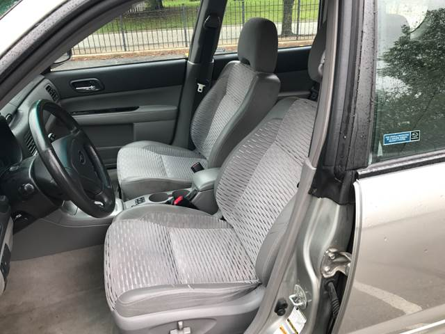 2005 Subaru Forester for sale at BOOST AUTO SALES in Saint Charles MO