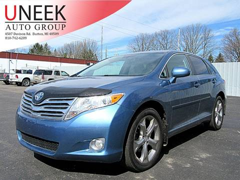 2009 Toyota Venza for sale in Burton, MI