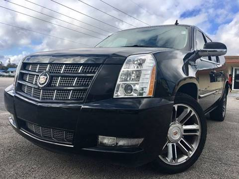 2014 Cadillac Escalade ESV for sale in West Park, FL