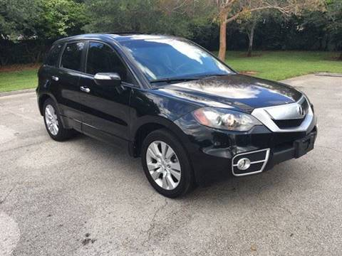 2010 Acura RDX for sale in West Park, FL