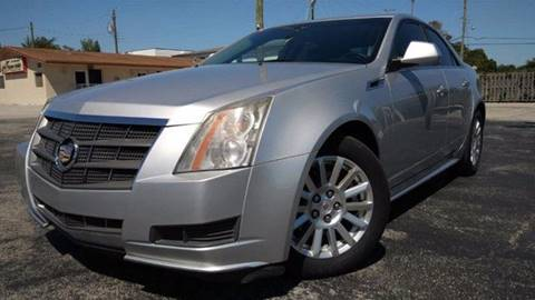 2011 Cadillac CTS for sale in West Park, FL