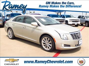 2013 Cadillac XTS for sale in Sherman, TX