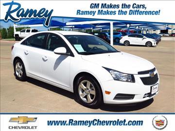 2014 Chevrolet Cruze for sale in Sherman, TX