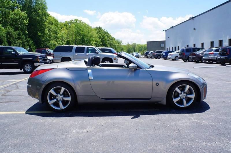 2007 Nissan 350Z Grand Touring 2dr Convertible 35L V6 5A In