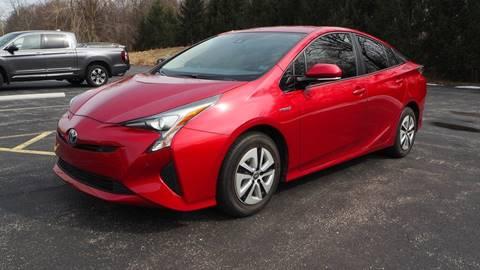 2018 Toyota Prius for sale in Solon, OH