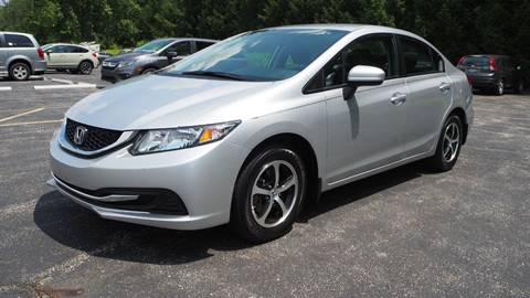 2015 Honda Civic for sale in Solon, OH