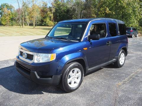2009 Honda Element EX for sale at Grand Financial Inc in Solon OH