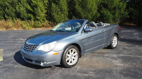 2008 Chrysler Sebring Touring for sale at Grand Financial Inc in Solon OH