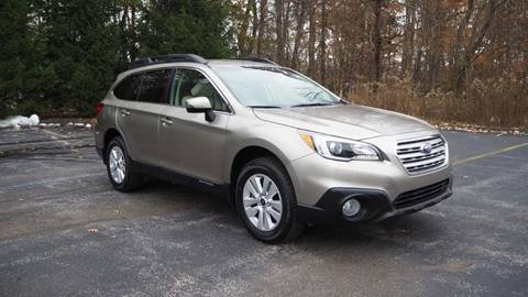 2017 Subaru Outback 2.5i Premium for sale at Grand Financial Inc in Solon OH