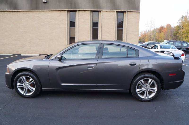 2014 Dodge Charger AWD SXT 4dr Sedan - Solon OH