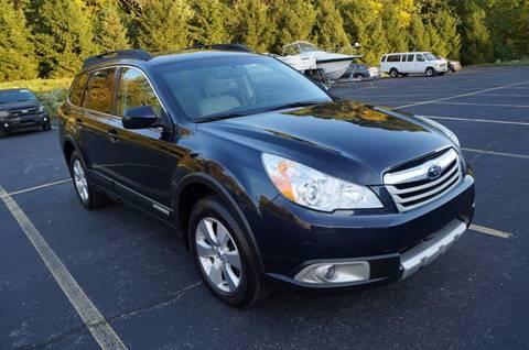 2012 Subaru Outback for sale in Solon, OH