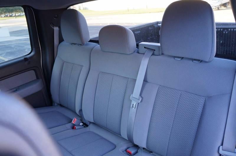 2011 Ford F-150 4x4 XLT 4dr SuperCrew Styleside 6.5 ft. SB - Solon OH